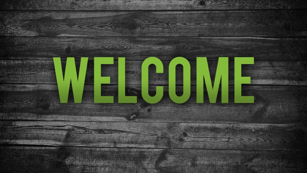 Dark Wood welcome smart media preview