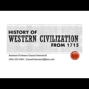 The Industrial Revolution & the Atlantic