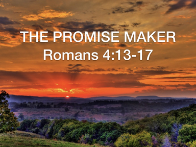 The Promise Maker