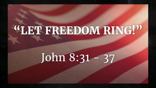 July 7 - One Nation Under God