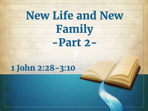 """New Life and New Family, Part 2"""