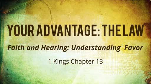 Your Advantage: The Law