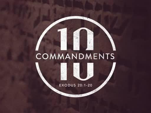 07 July 2019 - 5th Commandment