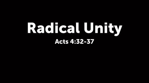 Radical Unity