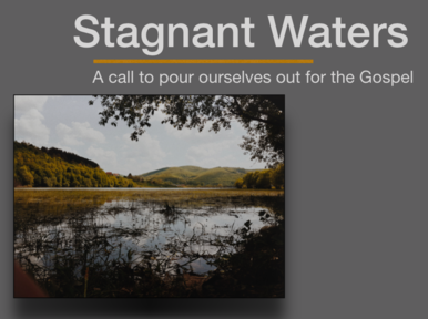 Stagnant Waters