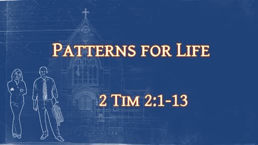 Patterns for Life