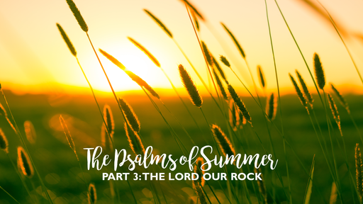 The Psalms of Summer: Part 3