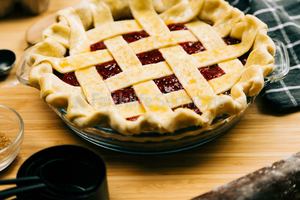 Baking Pie large preview