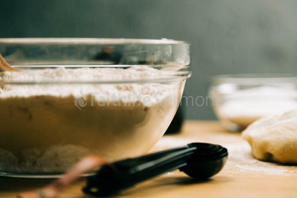Baking Bread large preview