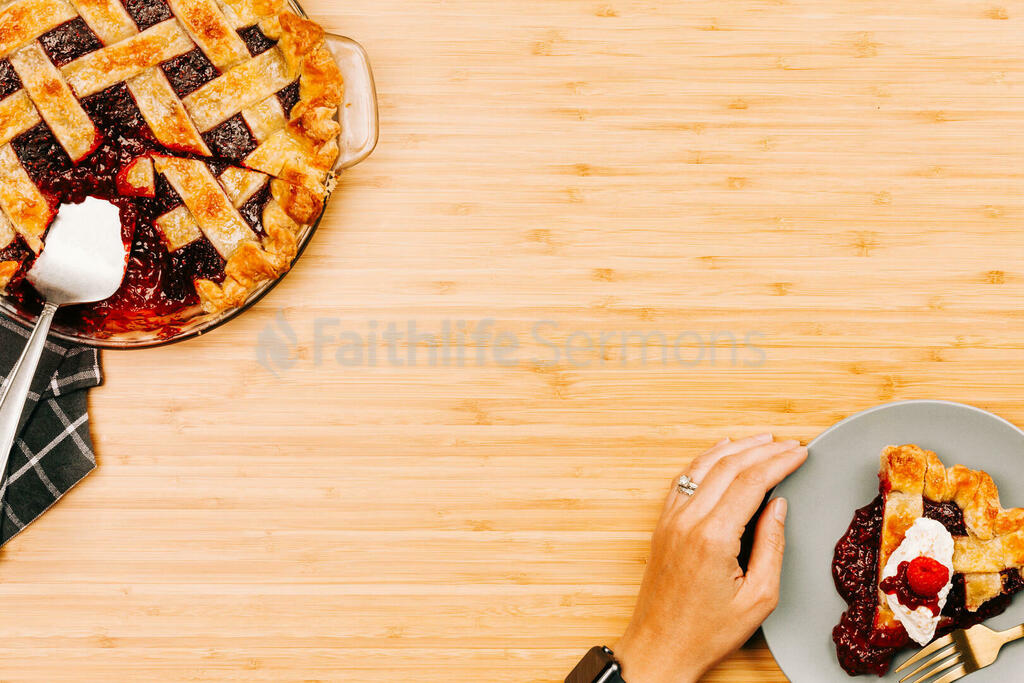 Berry Pie large preview