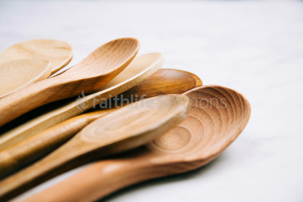 Wooden Spoons large preview