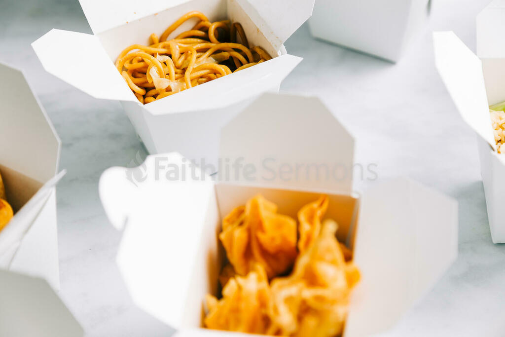 Chinese Food Boxes large preview