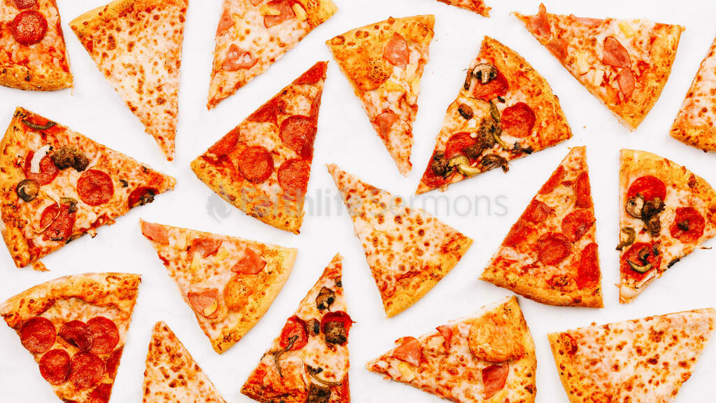 Pizza Slices large preview