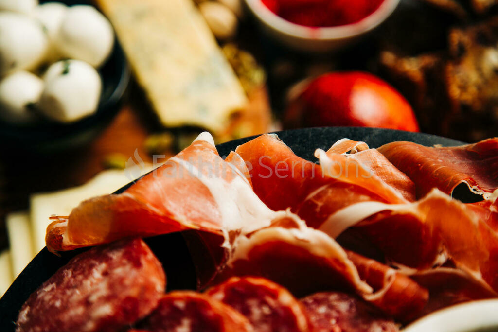 Charcuterie large preview
