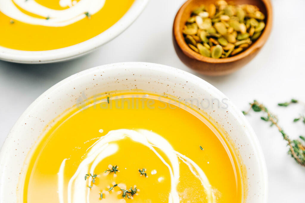 Butternut Squash Soup large preview