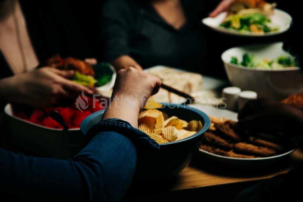 Potluck large preview