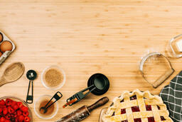 Baking Pie  image 1