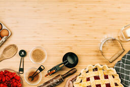 Baking Pie  image 2