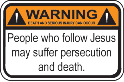 Luke 6:22 Hated, excluded, insulted and rejected for Jesus