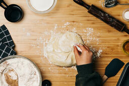 Baking Bread  image 4