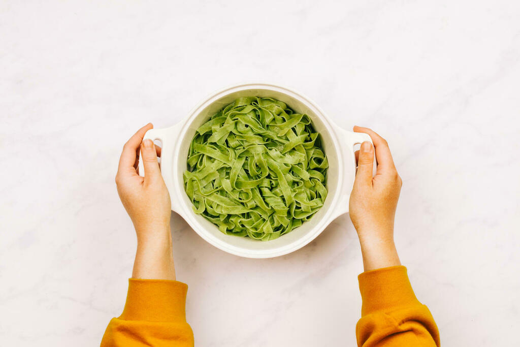 Cooking Pasta large preview