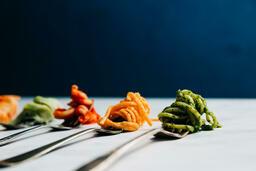 Bites of Pasta  image 1