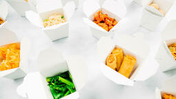 Chinese Food Boxes  image 1