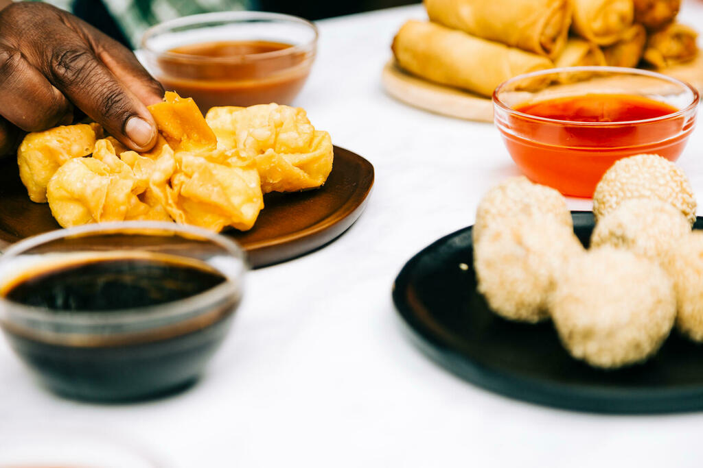 Chinese Finger Foods large preview
