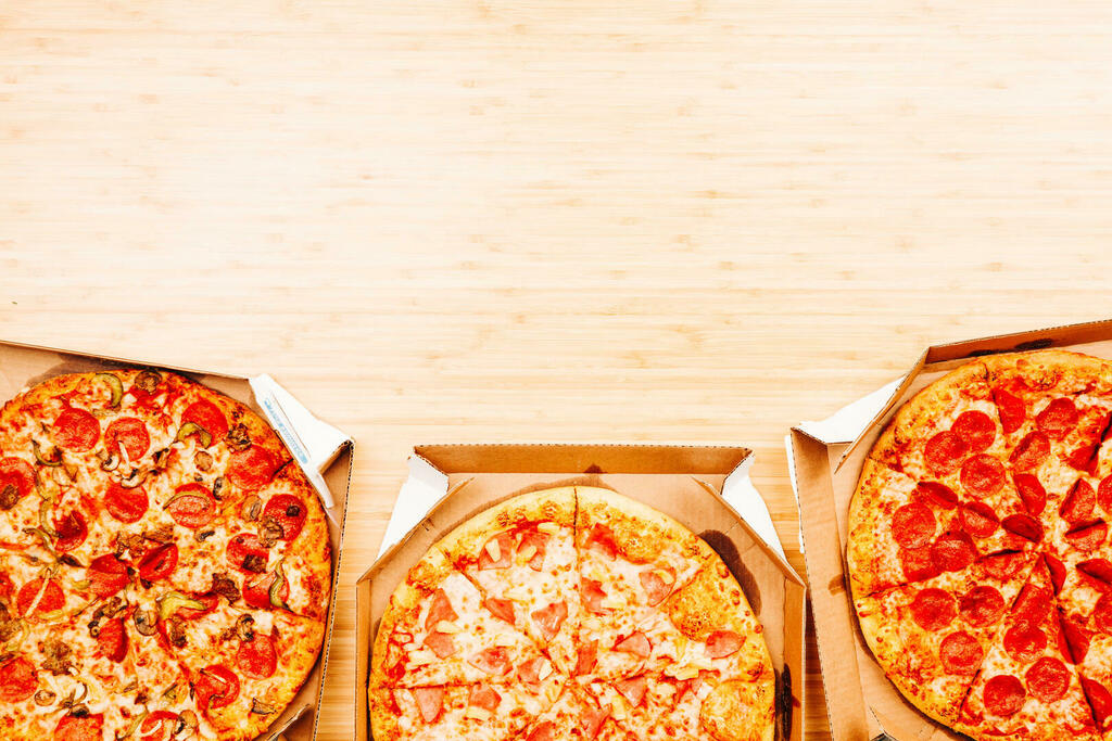Pizza Boxes large preview