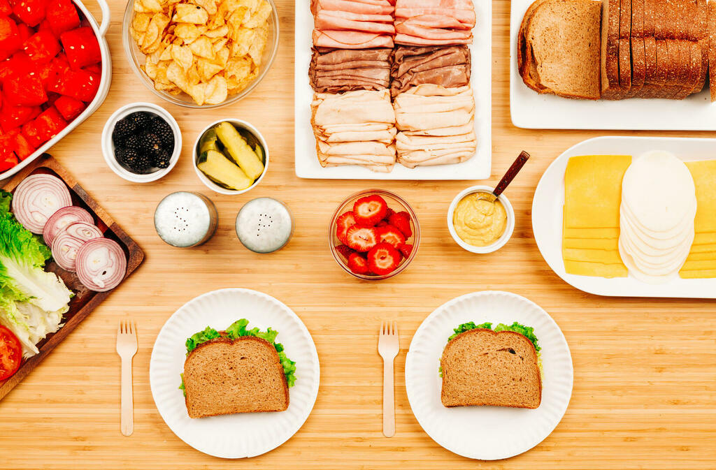 Sandwiches large preview