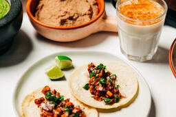 Mexican Food Spread  image 1