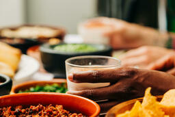 Mexican Food Spread  image 2