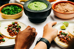 Mexican Food Spread  image 3