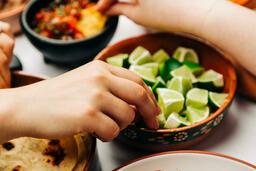 Mexican Food Spread  image 3