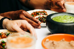 Mexican Food Spread  image 4