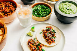 Mexican Food Spread  image 4
