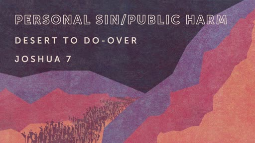 Personal Sin, Public Harm