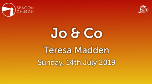 Jo & Co - Teresa Madden - Sunday, 14th July 2019