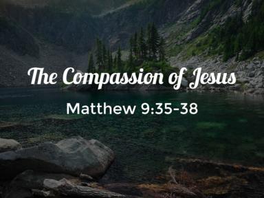 Matthew 9:35:38