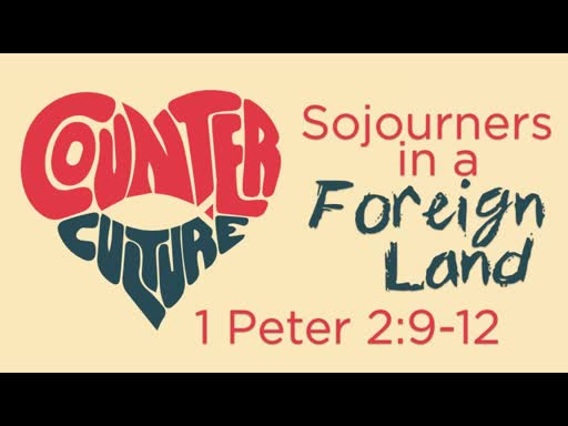 Sojourners in a Foreign Land