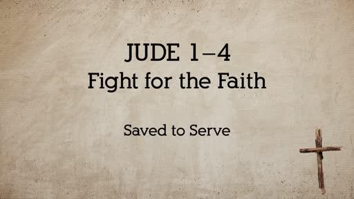 Fight for the Faith