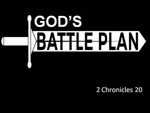God's Battle Plan