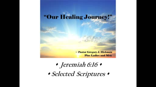 Our Healing Journey