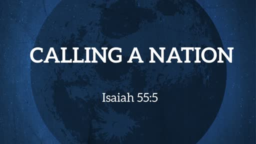 Calling A Nation