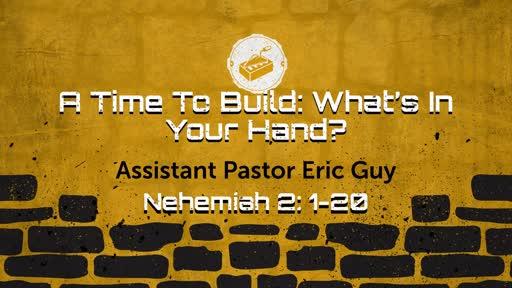 Sunday Morning Service 7-14-19