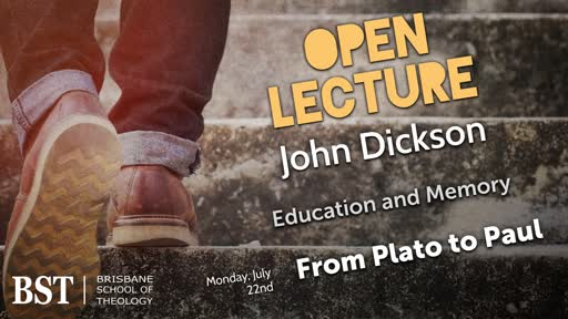 Open Lecture