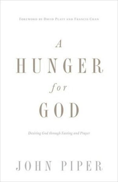 Week 2: A Hunger For God