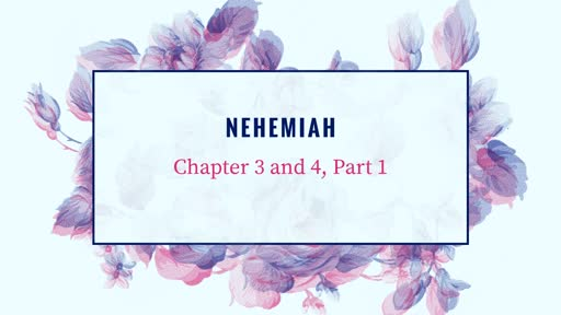 Chapter 3 & 4 Part 1