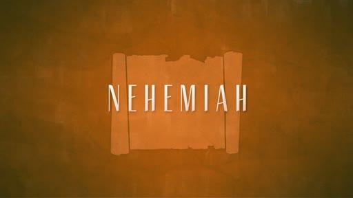 Nehemiah 9-11