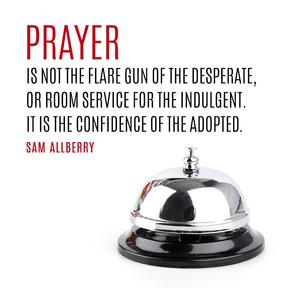 Priorities in Prayer (Pastor's Family)